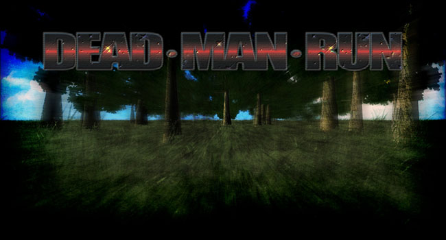 Dead Man Run Title-screen Screenshot