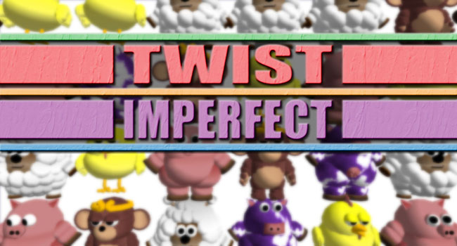 Twist Imperfect Title-screen Screenshot