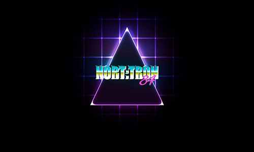 norT:Tron Game Loading Screen