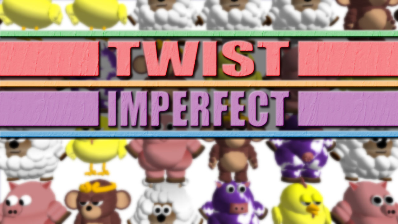 Twist Imperfect Game Loading Screen
